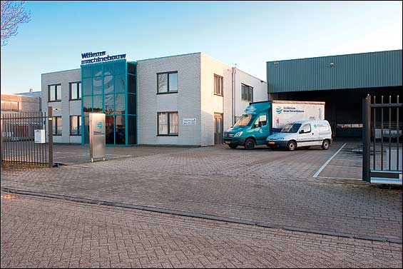 Afb: Willems Machinebouw bedrijfspand